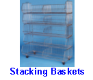 Stacking Baskets